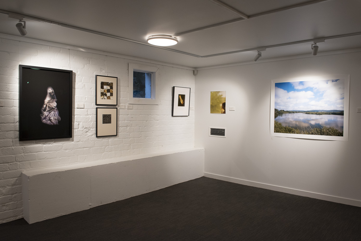 Opening night of the PhotoForum Members' Show 2018. Photo by Geoff Short