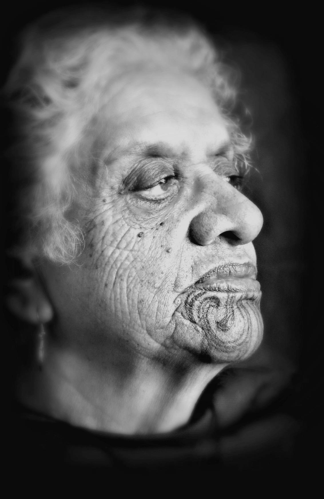 Angeline Girlie Pourau QSM 1942 - 2015