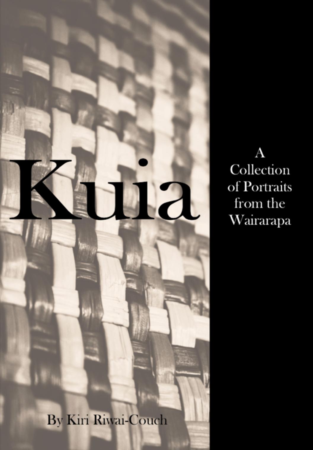 Kuia+ book cover