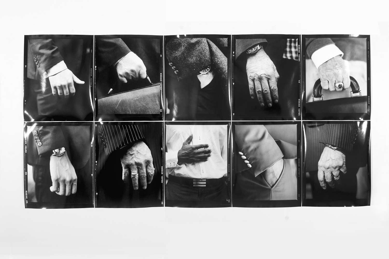 Descending Hands 1 - 10 , Solomon Mortimer