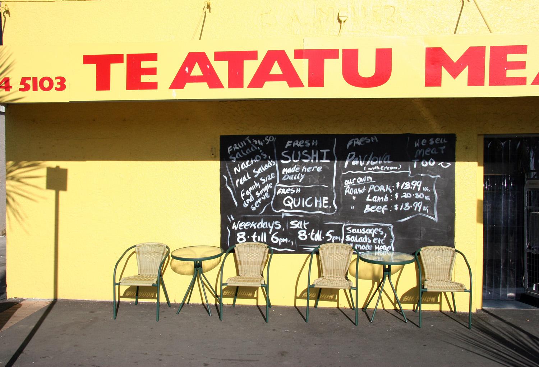 Te Atatu Meats, 540 Te Atatu Road, 12 March 2005. (JBT109)