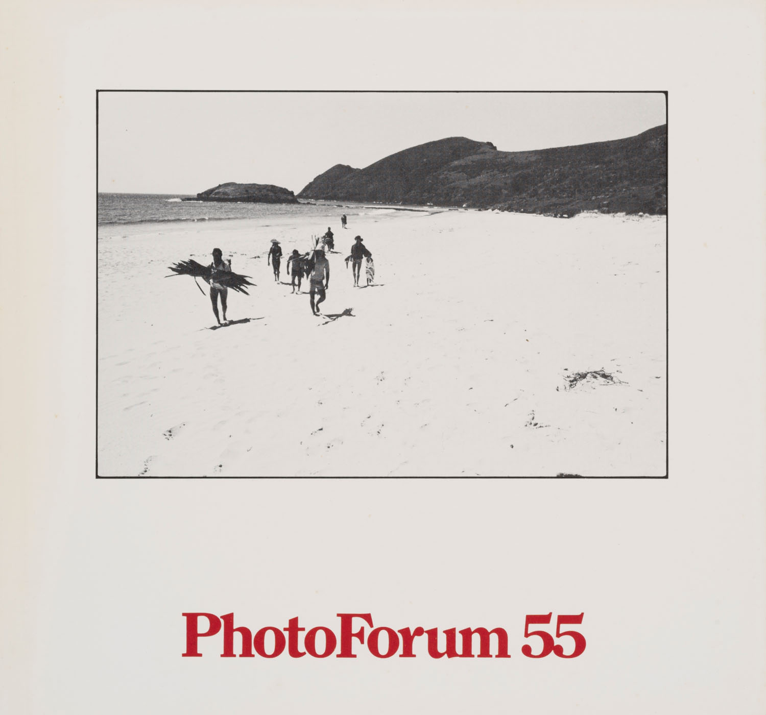 PhotoForum  55, (December 1984). Cover photo by Sally Symes
