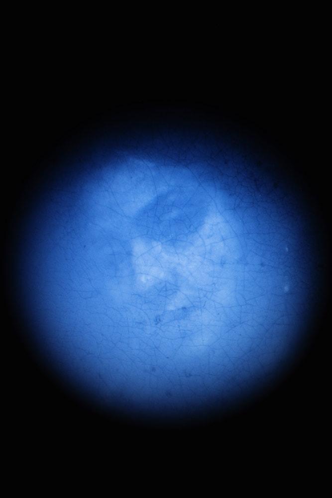 Camus Wyatt, from  a thin streak of light  (Rembrandt series)