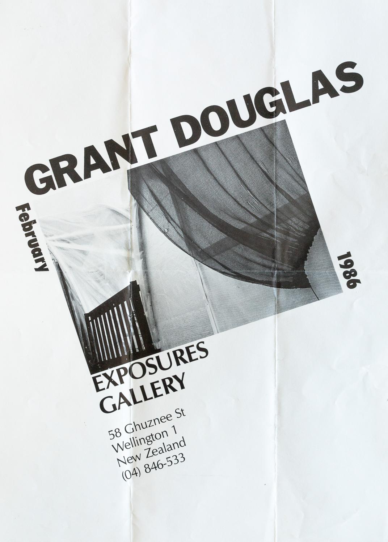 Grant DouglasFebruary 1986