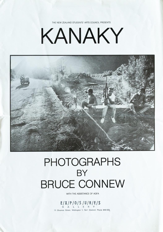 Bruce ConnewKanakyMay 1986