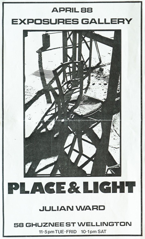 Julian WardPlace & LightApril 1988