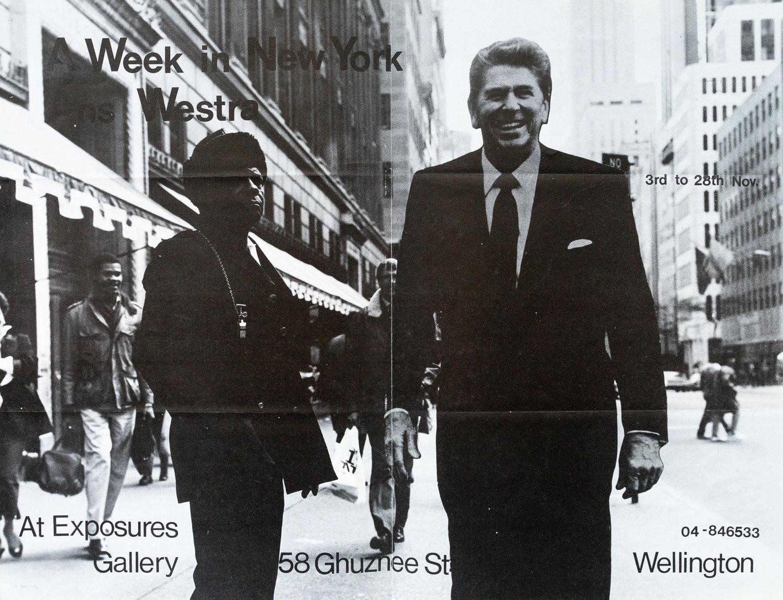 Ans WestraA week in New York3 – 28 November 1987