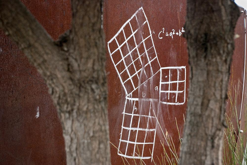 James Gilberd  Pythagoras .  Colour digital photograph from  Mystery Box  series