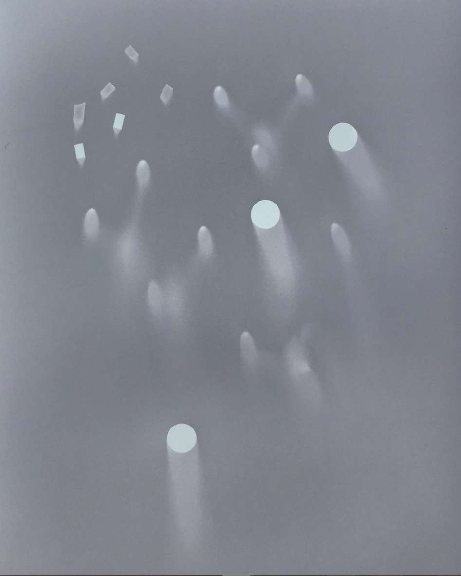 Poppy Lekner,  Particles , 2017,  Horizons  Series