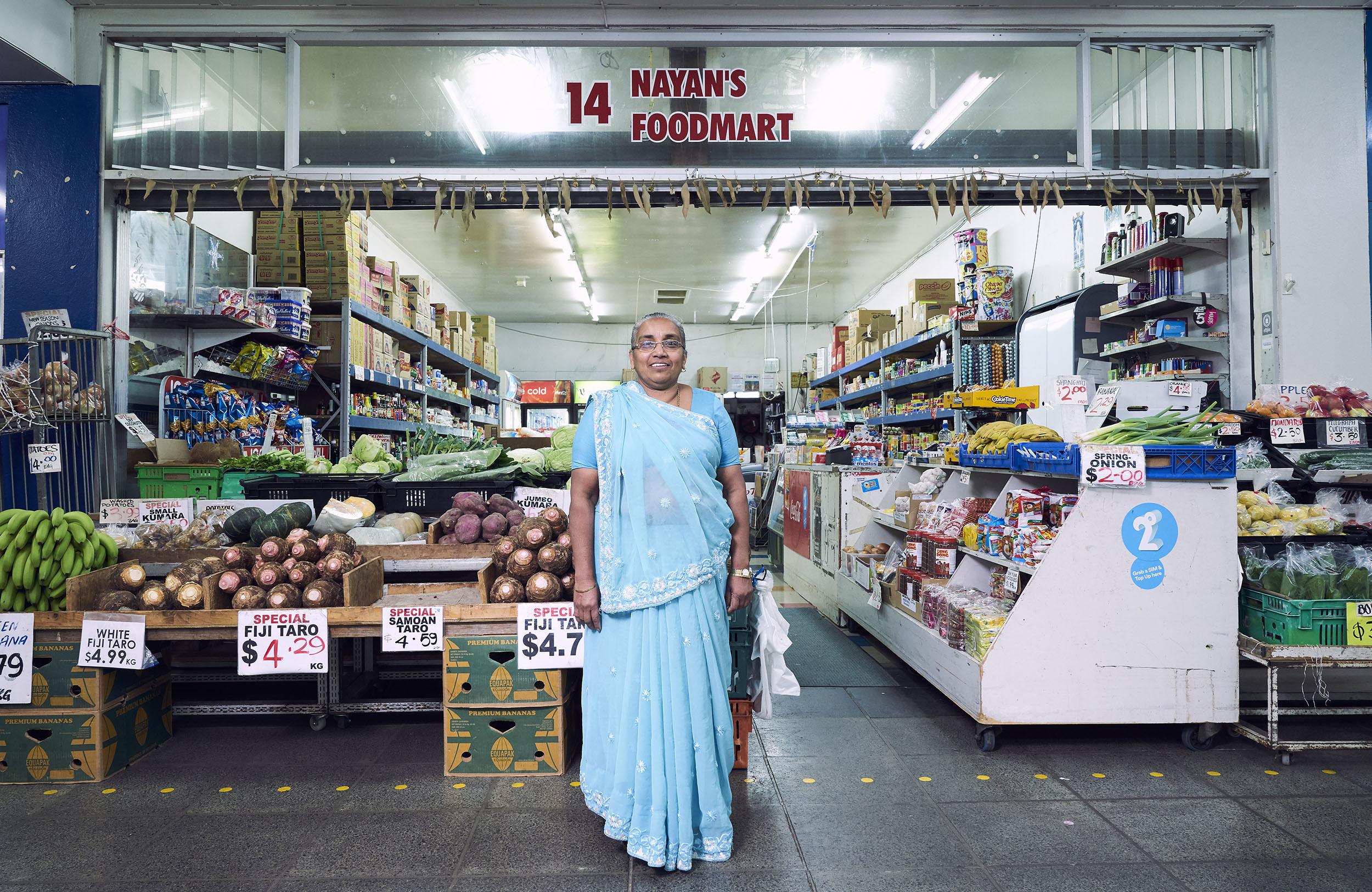 Vinesh Kumaran, Kusum Nayan's Foodmart, 2019