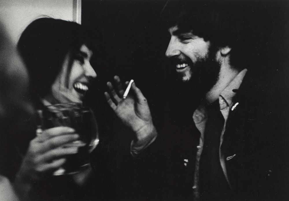 John Fields,  Couple, Architects' Club, Auckland,  1969. Te Papa (O.030401)