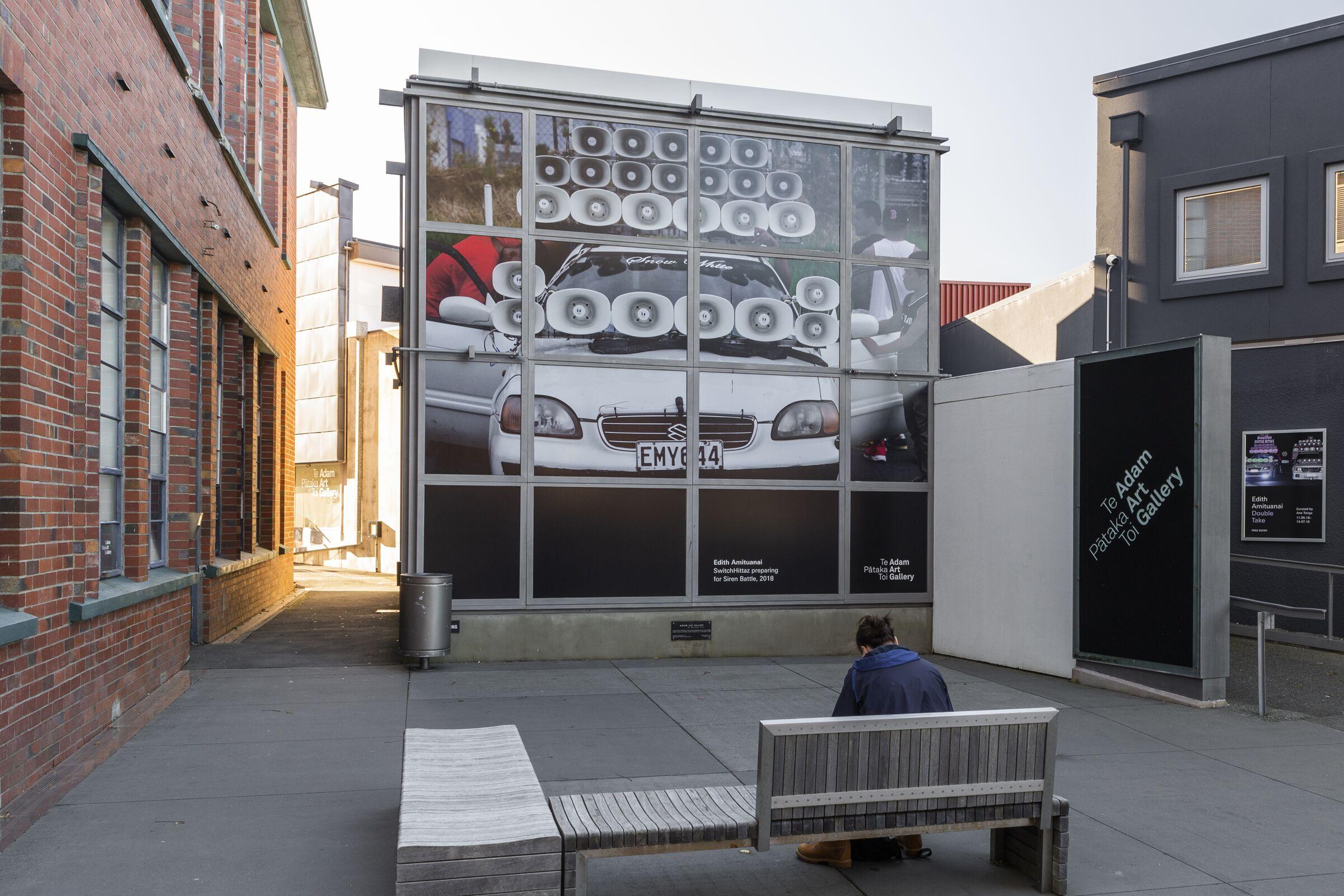 Adam Art Gallery exterior