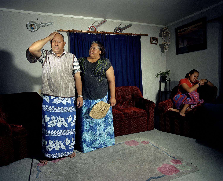 Edith Amituanai,  Girl Shame , 2003