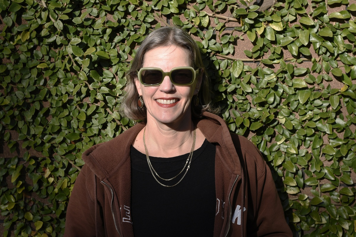 Photo of Marie Shannon by AJ Cox