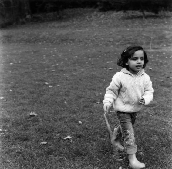 Shaystah Dean's daughter Hana Adam Shah, Christchurch.