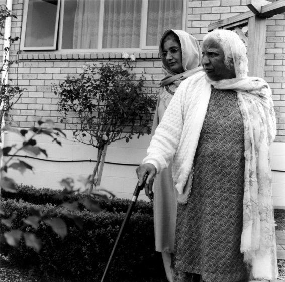 Alme Jacub was born in India, married an Indian man from New Zealand, and followed him to this country. After his early death, Alme never remarried, and lived in the small King Country town of Manunui for the next 23 years. Her daughter Asmat tells her story in The Crescent Moon: The Asian Face of Islam in New Zealand.