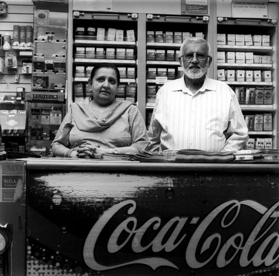 The Hollywood Dairy on Dominion Road in Auckland has been a Balmoral landmark for 28 years. It is run by Mahmood Bhikoo and his family—third, fourth, and fifth generation New Zealanders. Mahmood's grandfather, Ismail Bhikoo, was the first Indian Muslim in New Zealand.