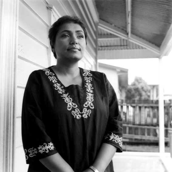 Farida Sultana has been the driving force behind Shakti, an organisation for ethnic women dealing with domestic violence. She grew up in Bangladesh, entered an arranged marriage at 18 and took charge of the family business after her father's death. She lived with her husband in Iran, the UK and Brunei, and now lives in Auckland with her daughter.