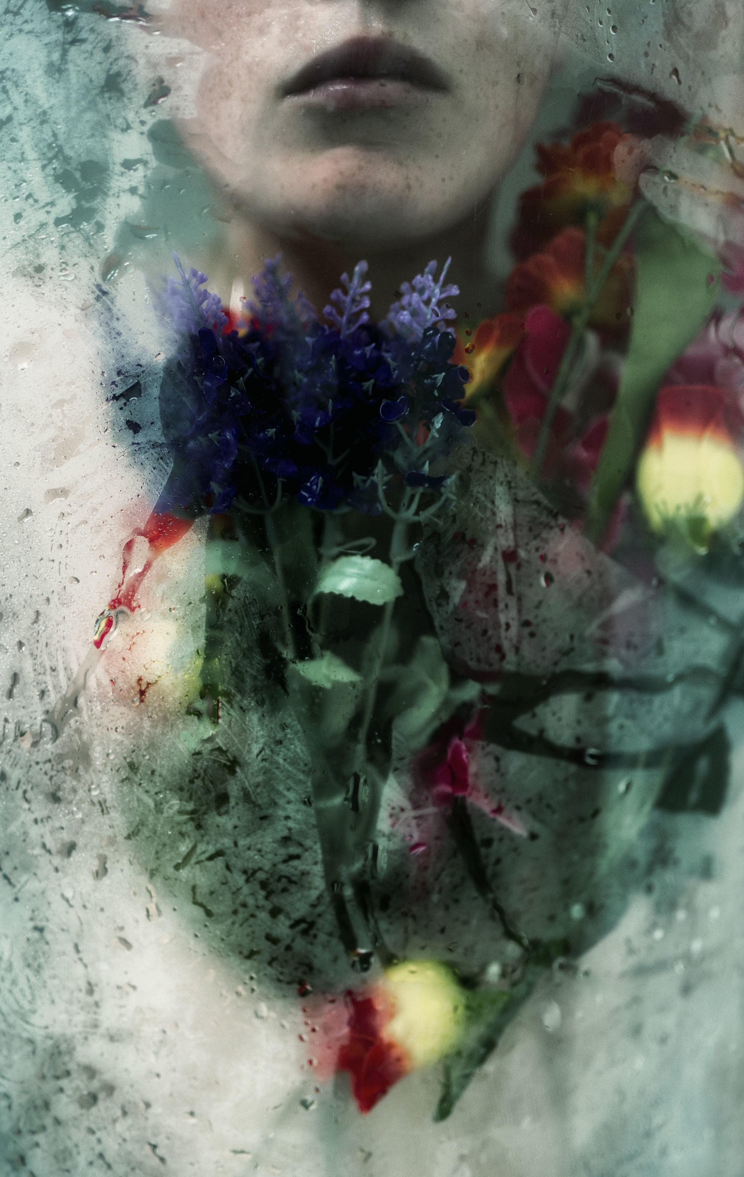 Lara Gilks,  Surface , from the series  Beneath the Ice , 2018