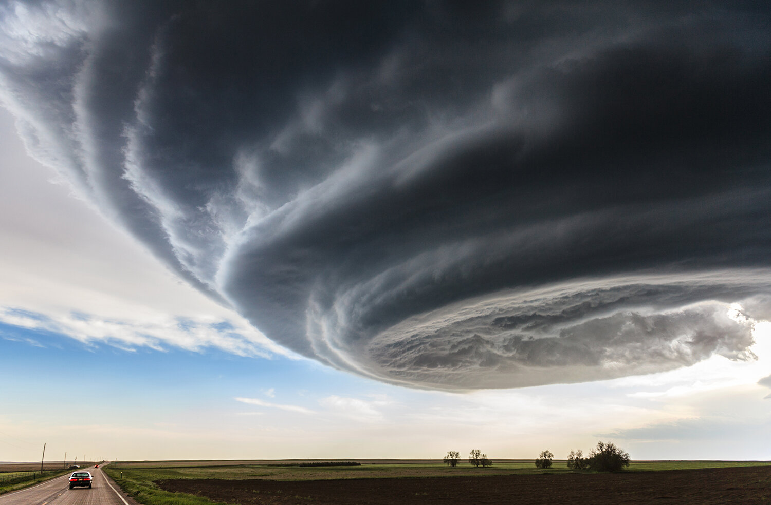 Marko Korosec,  Supercell Storm Cloud , Julesburg Colorado, National Geographic