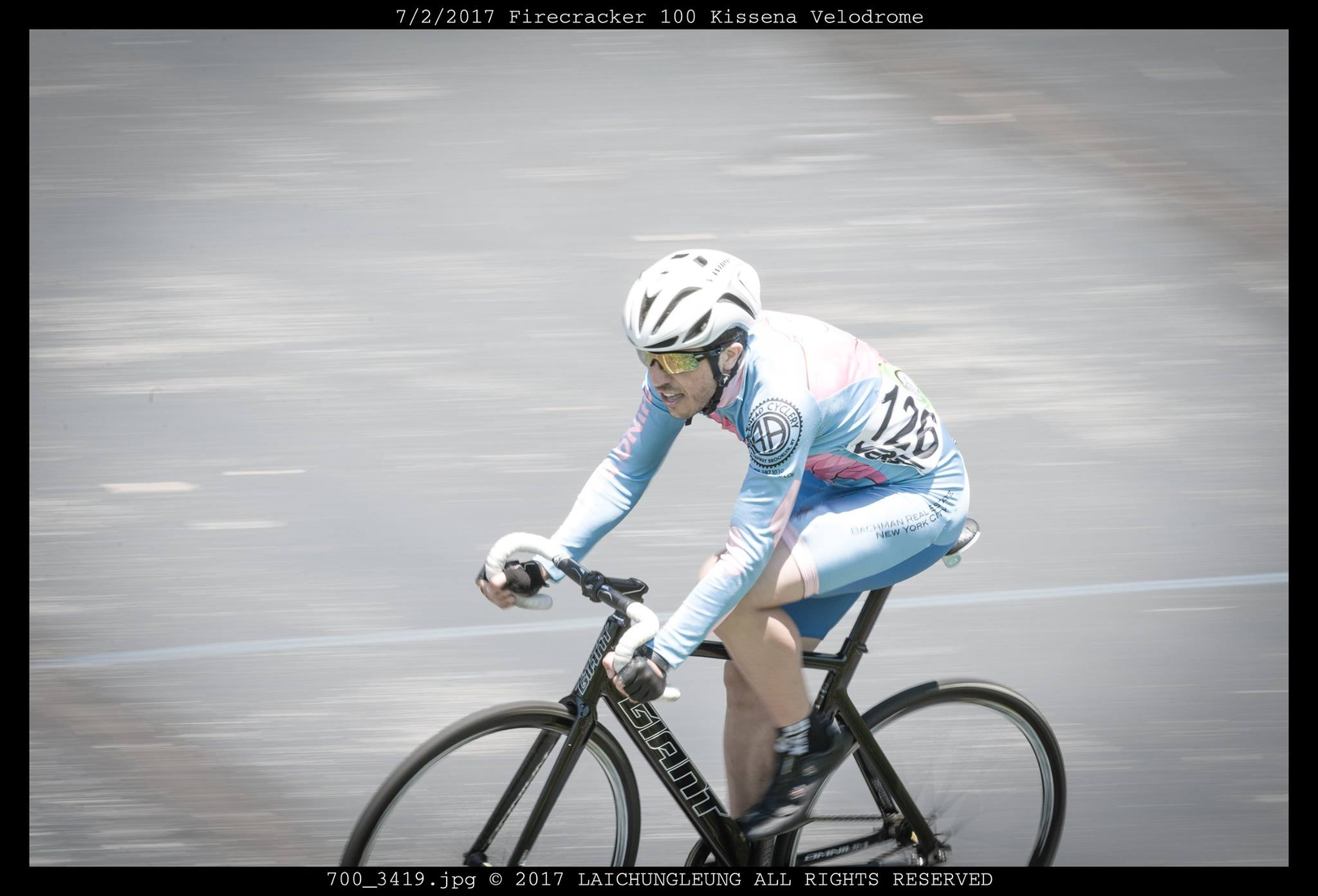 TIM CLARK - HOMETOWN: NORTHAMPTON, UKCURRENT CITY: WHITE PLAINSUSAC CAT: TRACK - FOUR; ROAD - THREEYEARS RACING: TENACHIEVEMENTS: 2016 LABOR DAY CATEGORY WINNER; 2017 NEW YORK STATE SILVER MEDALLIST POINTS RACEWHO WOULD PLAY YOU IN A MOVIE: HUGH GRANTFUN FACT:FINAL WORDS: WILL WORK ON THAT TODAY