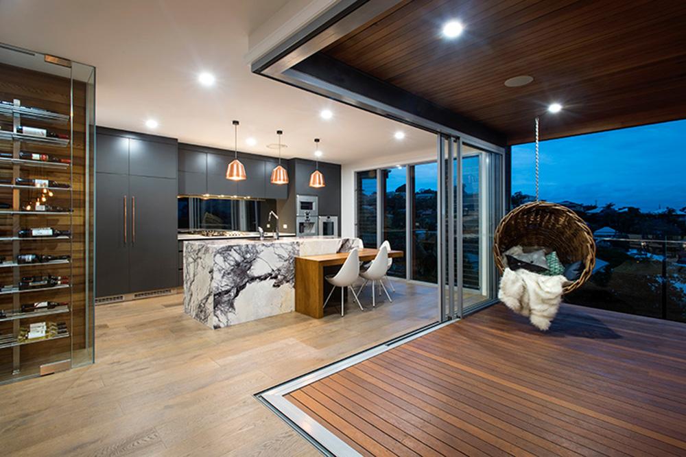 Interior design by Arki Haus.