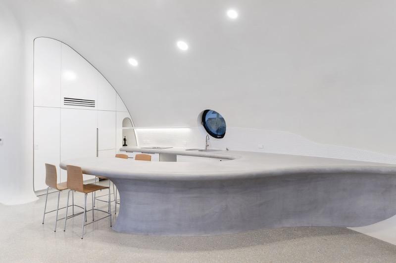 Jason's favourite Concrete Nation project, the Pod House