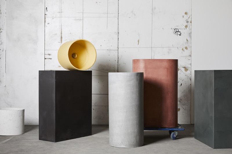 Jason loves that clients have embraced coloured concrete.