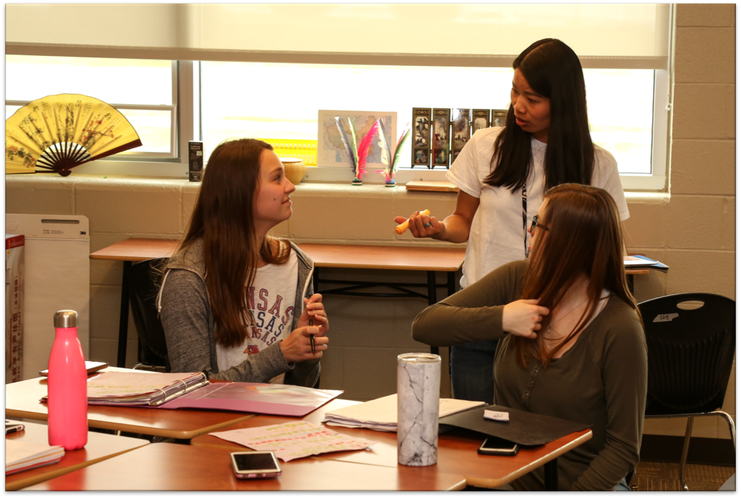 High School Partnership with JCCC
