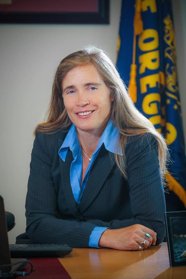 Eve Costello, Klamath County District Attorney