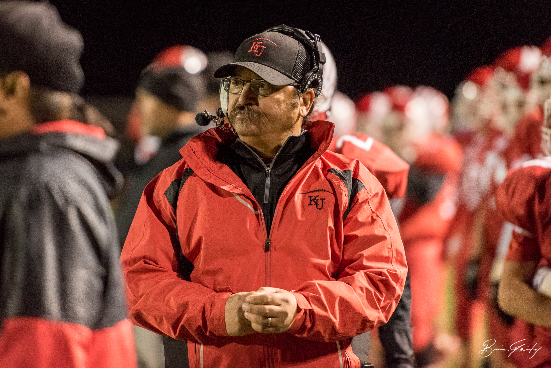 Klamath Union is defeated but not discouraged. The coaching staff will have this next week to prepare the team for Mazama.