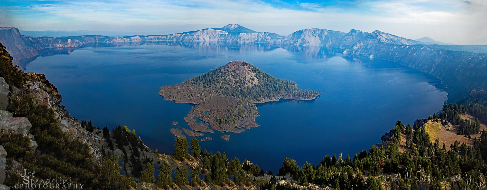 Panorama from Watchman Peak (Joe Spendolini Photography)