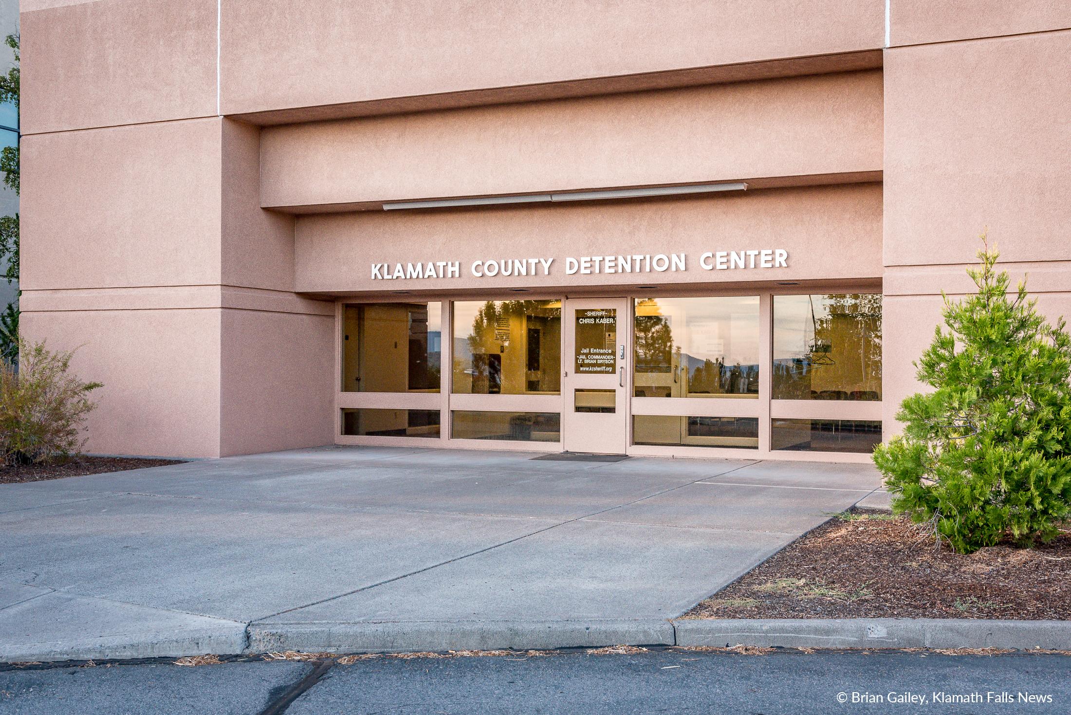 Klamath County Detention Center (Brian Gailey)