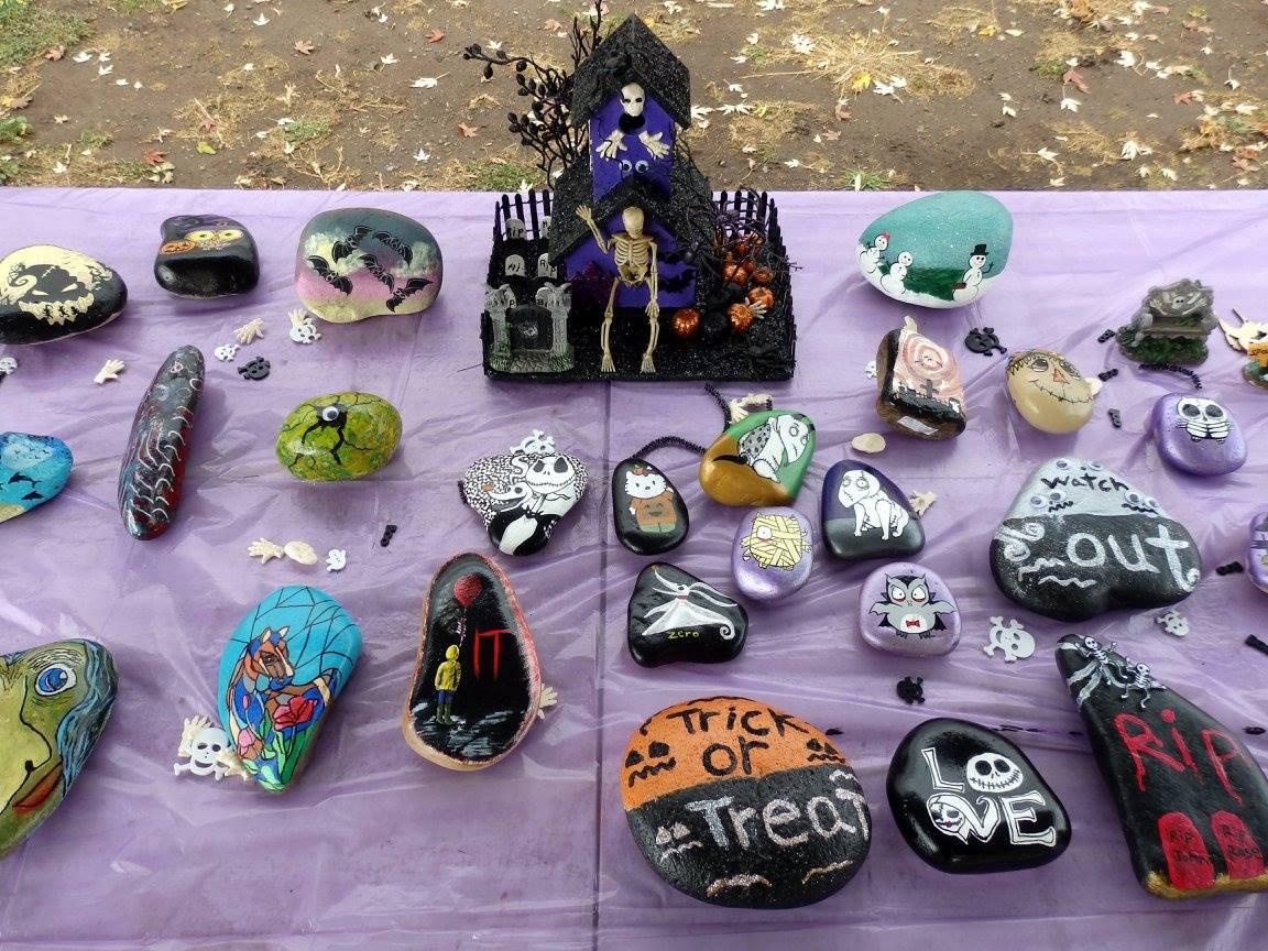 Klamath Rocks Halloween Event - Image Ann Marie Rainey