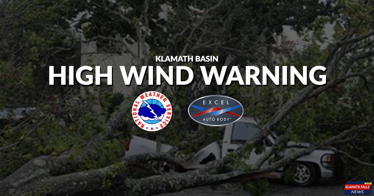 High Wind Warning - November 7, 2017