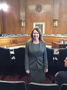 Ms. Burman at her confirmation hearing before the Senate Energy and Natural Resources Committee.