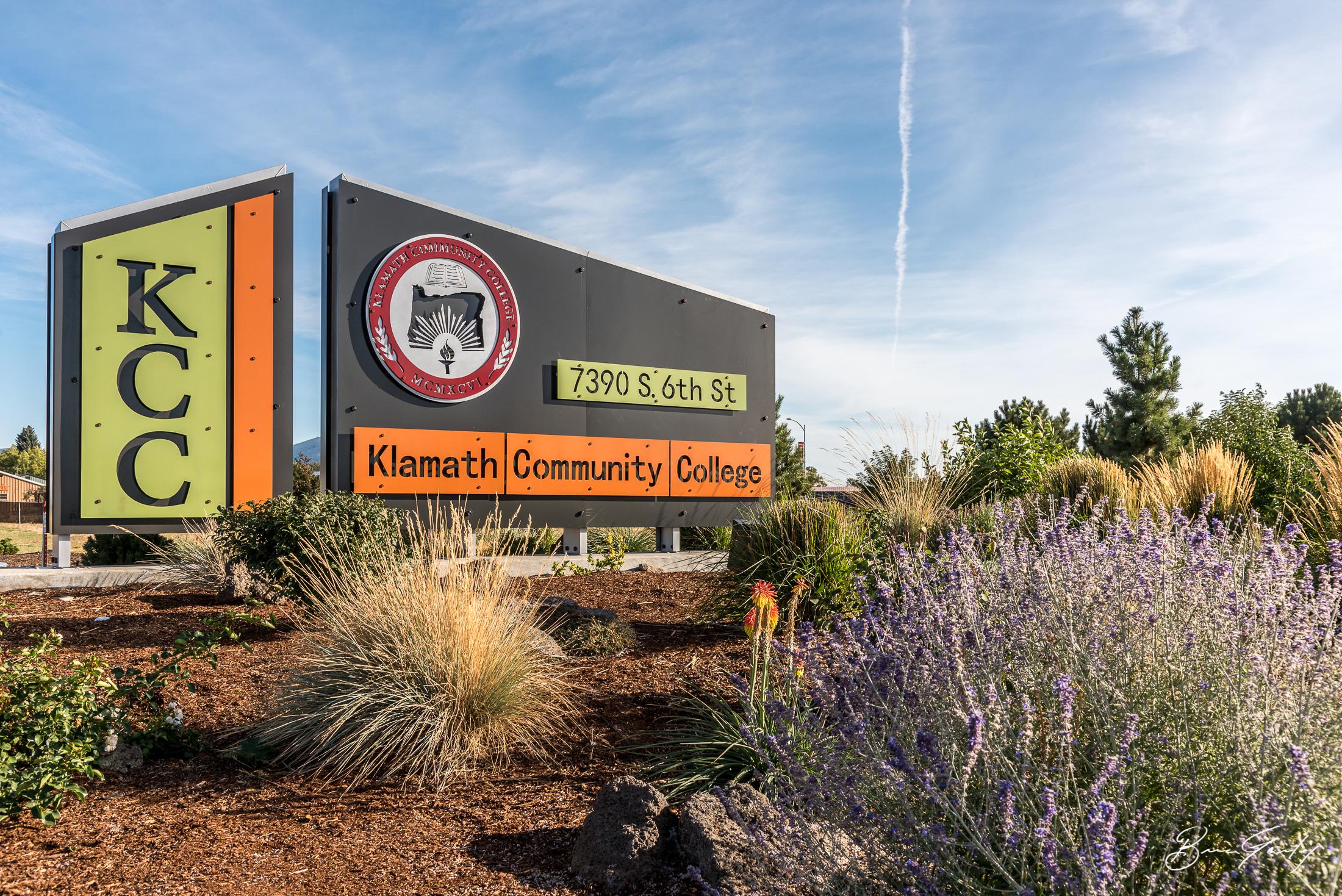 Klamath Community College, File Photo (Brian Gailey)