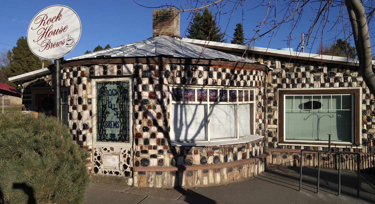 "A free tour of the ""rock house"" on Biehn Street will be offered at 10 a.m. Saturday, Feb. 3, by the Klamath County Museum and the Klamath Rock and Arrowhead Club. (Submitted Photo)"