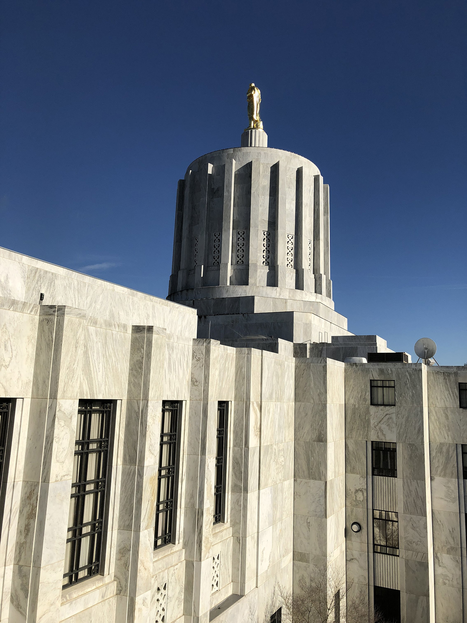 Oregon State Capitol (Brian Gailey)