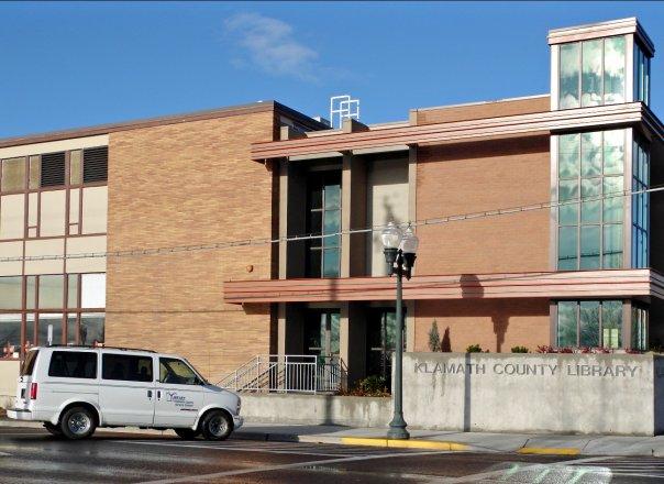 Klamath County Library (Facebook: Klamath County Library)