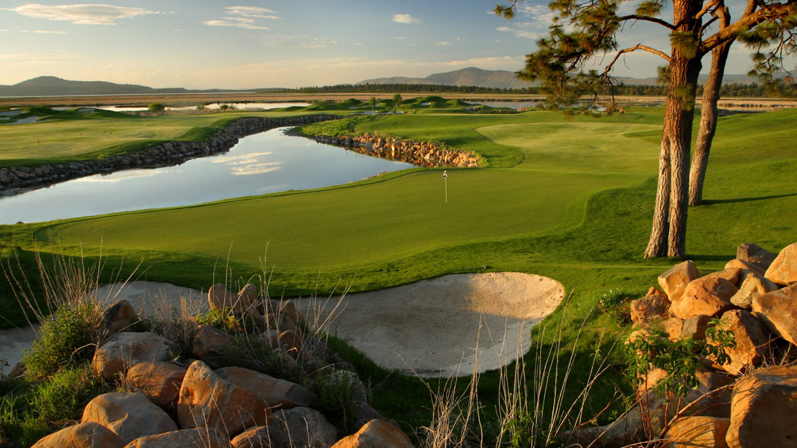 Arnold Palmer Signature Course, Running Y Ranch Resort (runningy.com)