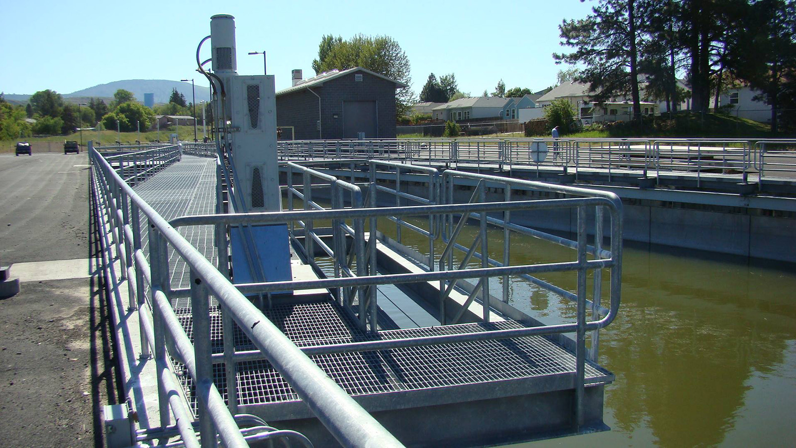 Klamath Project Headgates (KWUA)