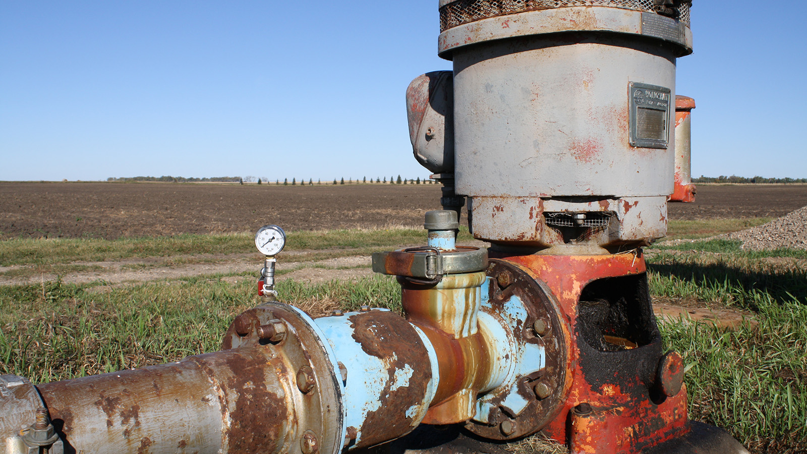 Irrigation Pump, carlpenergy ( Flickr )