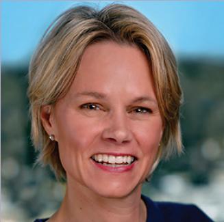 Molly Fletcher, Keynote Speaker of Leadercast Women 2018.