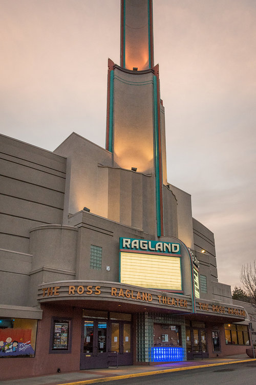 File Photo - Ross Ragland Theater (Brian Gailey)