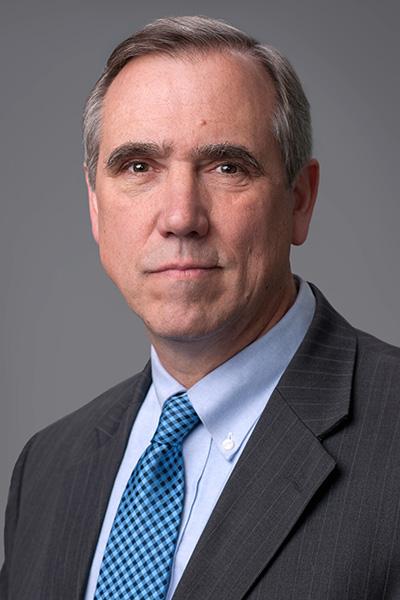 US Senator, Jeff Merkley (D-Oregon)