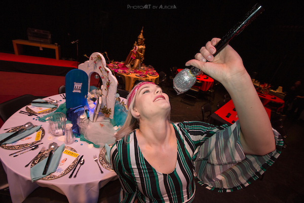 The Ross Ragland Theater Celebrated the 15th Anniversary of the Red Tie Romp, February 23. (Image, Aurora Simpson)