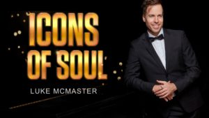 """Luke McMaster - Saturday, April 6 at 7:30pmWith """"ICONS OF SOUL"""" Luke McMaster has taken his Motown influenced style to a new level. Icons of Soul in concert is the ultimate, authentic musical experience of contemporary, blue-eyed soul.A collection of brand-new tunes, created in collaboration with original hit makers, Felix Cavaliere of the Rascals (Groovin', Good Lovin') and Lamont Dozier (Stop! In the Name of Love, Baby Love). These songs are so much fun, you'll feel like you've known them all your life. Plus, you'll be treated to fresh covers of early Motown hits and previously untold stories behind the songs.Luke McMaster is best known for """"Good Morning, Beautiful,"""" his 2013 Top 3 Billboard AC smash hit with new age pianist, Jim Brickman and his impressive Canadian gold album run as a duo with Rob James in McMaster & James, (""""Thank You,"""" """"Love Wins Everytime,"""") with media often referring to them as the """"Canadian Hall & Oates.""""""""I am looking forward to this performance"""", said Luke. """"Klamath Falls is a special place. It's an honor to perform at The Ross Ragland Theater.""""Tickets: $15 / $19 / $24"""