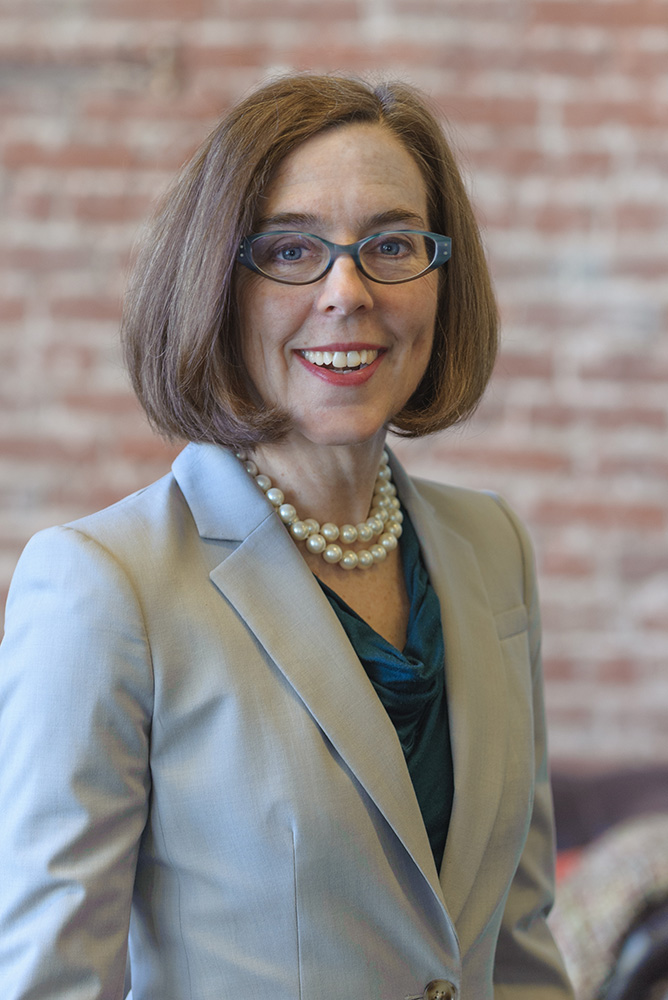 Kate Brown (D), Governor of Oregon