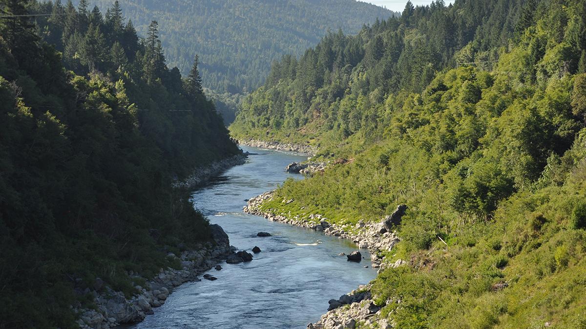 Klamath River (Image by, Anna Murveit / KRRC)